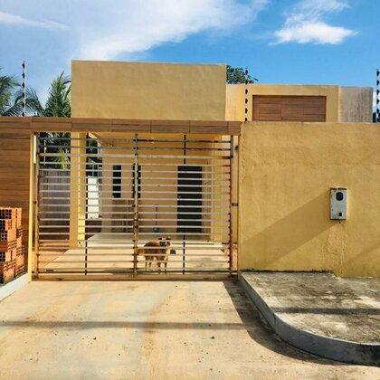 REPASSE - Casa no Residencial Parque Irmãos Platon, 90m²