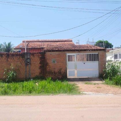 Casa no bairro Açaí disponível para financiamento Bancário.